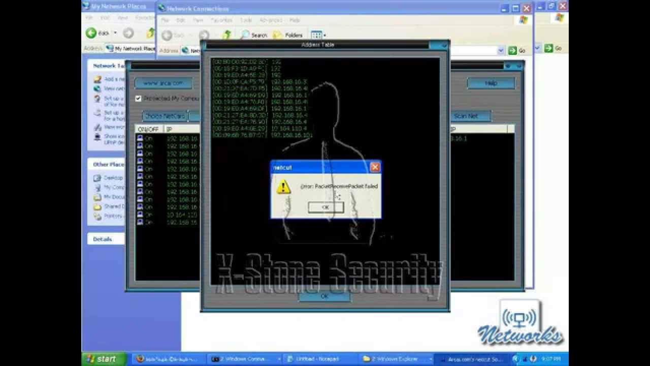 How to bypass wifi login page - YouTube