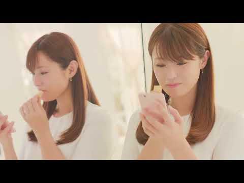 【日本CM】深田恭子模仿4歲的自己完全是童年現在一般可愛