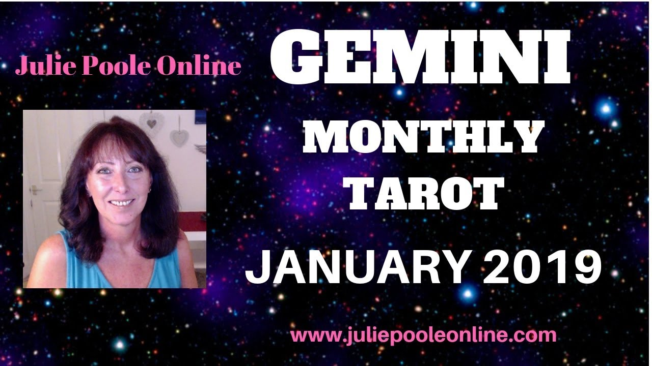 2019 Gemini Horoscope: You Spouse Will Support You