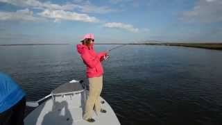 Fly Fishing Louisiana Marsh Redfish Southern Fly Expeditions