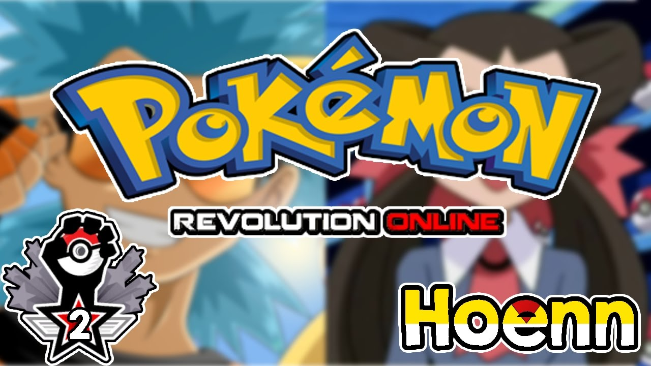 Pokemon revolution