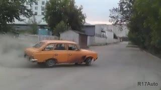 тест драйв тюнинг Москвич Иж-2125 турбо