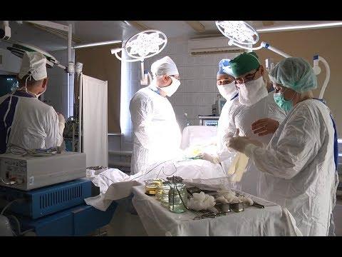 Врачи клиники святителя Луки проводят уникальные для Крыма операции