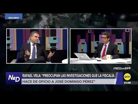 Nada Está Dicho | Rafael Vela: El Equipo Especial 'no ha pensado en renunciar'