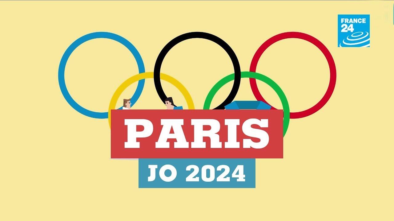 Favori Jeux Olympiques Paris 2024 : Des JO verts et responsables - YouTube KT41