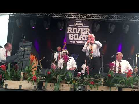 "The Red Wing Band (S) ""Kansas City Boogie"" Riverboat Jazz Festival Silkeborg 24.06.2017"