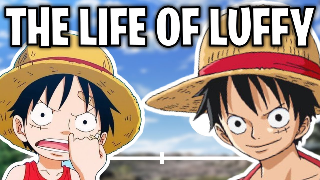 The Life Of Monkey D. Luffy: Part 1 (One Piece)