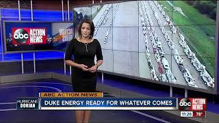 Duke Energy Ready For Whatever Comes