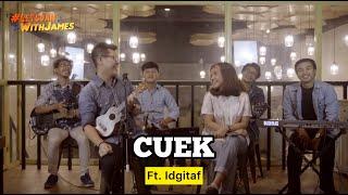 Download lagu Cuek (Rizky Febian) KERONCONG - IDGITAF (Brigita Meliala) ft. Fivein #LetsJamWithJames