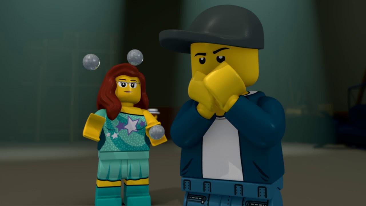 Download LEGO Ninjago - Season 1 Episode 9 - The Royal Blacksmiths