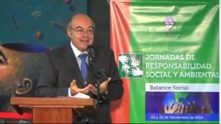 Video: Jornadas de Responsabilidad Social en Tucumán
