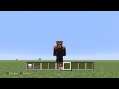 Minecraft How To Make A Tnt Cannon Tutorial Ps4/xbox