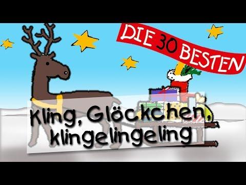 Kling, Glöckchen, klingelingeling -  Die besten Weihnachts- und Winterlieder    Kinderlieder