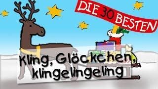 Kling, Glöckchen, klingelingeling -  Die besten Weihnachts- und Winterlieder || Kinderlieder thumbnail
