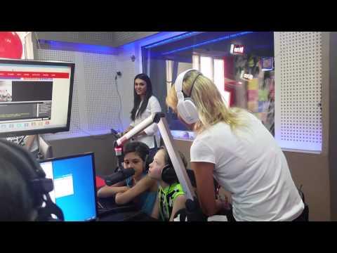 Radio Aurora 100.7 FM. 1 июня День защиты детей