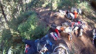 Caidas y Choques de Motos Motorcycle Crash Parte 18 2018