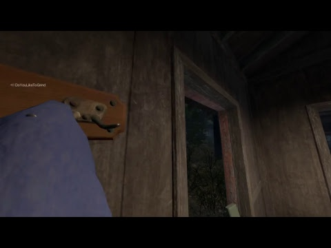 Level 31 Jason!!!! Friday the 13th: The Game!!!! (gameplay)