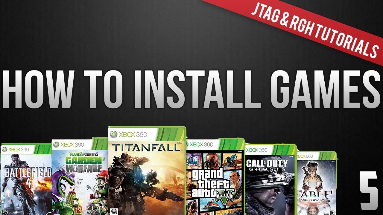 download xbox 360 jtag games