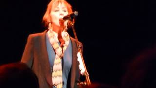 Suzanne Vega - Walk On The Wild Side (Lou Reed cover) - live Freiheiz Munich 2014-02-11