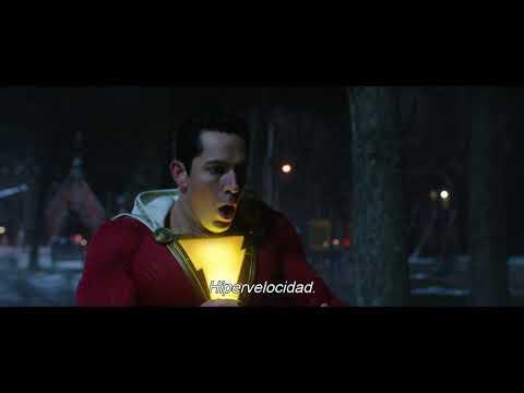 Trailer de ¡Shazam!