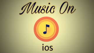 music on ios