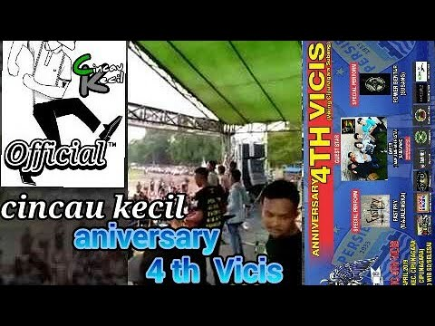 Aniversary Ke 4 Th Vicis(viking Cipunagara Subang) Cincau Kecil-siska(cover)