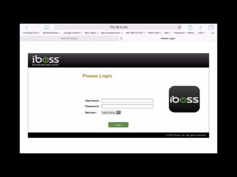 how to get rid of iboss web filters