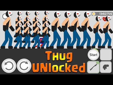 Superheroes War - Stickman Backflip Killer 3 | Killer Mode - Thug Unlocked - Android GamePlay Part 1
