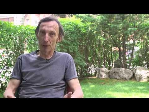 Julian Richings talks about The Rainbow Kid