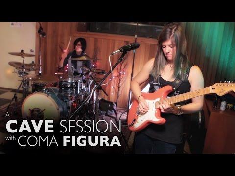 The Cave Sessions w/ Coma Figura //  Full Session