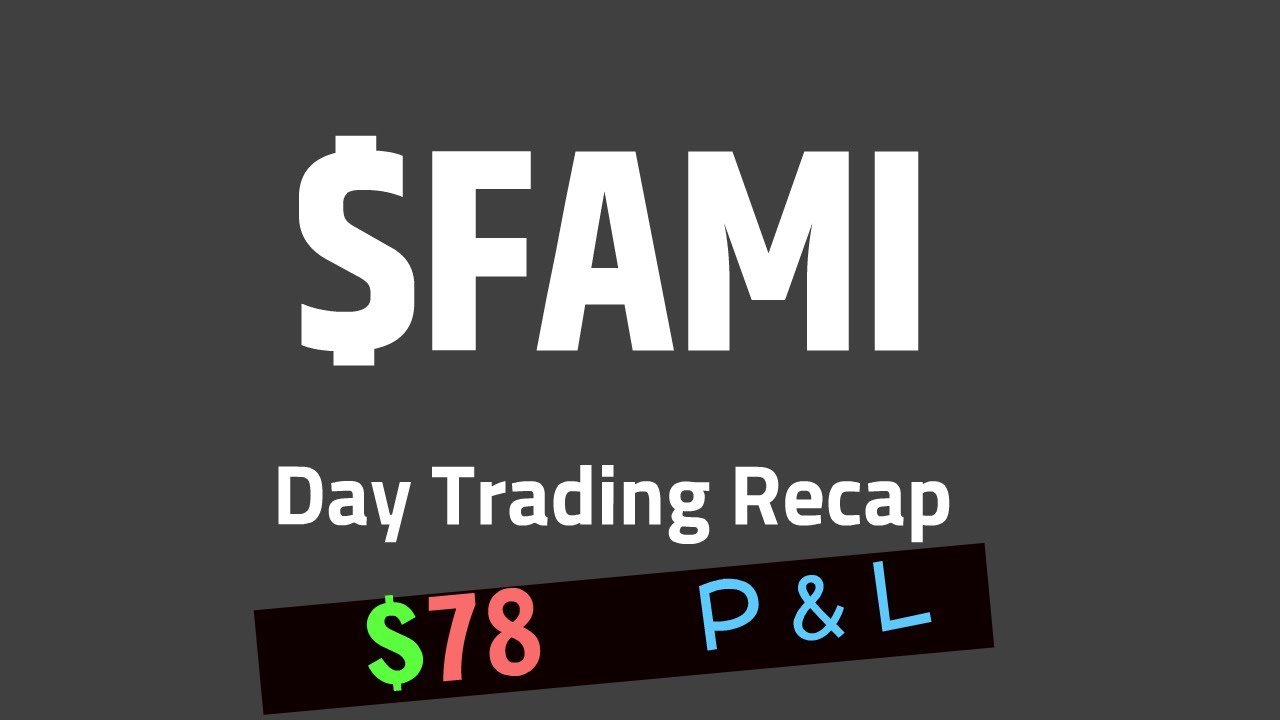 This Is How You Day Trade Penny Stocks  IDEX ALPN FAMI 100% +
