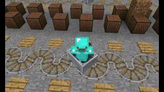 [Minecraft note blocks] Comptine d