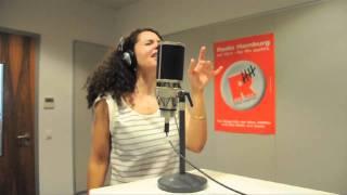Joy Denalane - Niemand (Live & Unplugged bei Radio Hamburg)
