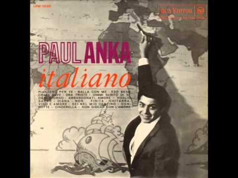 Paul Anka -Diana (Versione in Italiano)