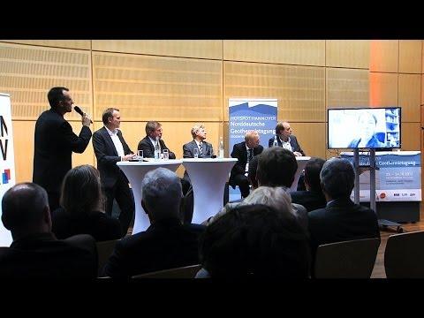 6. Norddeutsche Geothermietagung - Podiumsdiskussion