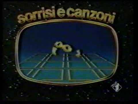 tv sorrisi e canzoni - pubblicità anni 80
