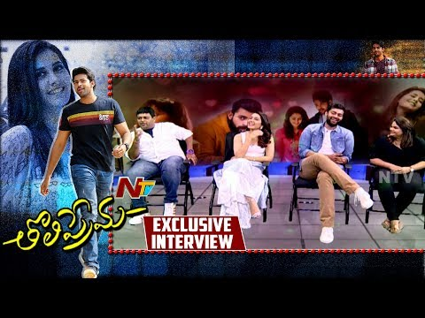 Tholi Prema Movie Team Exclusive Interview || Varun Tej, Rashi Khanna, Venky Atluri || NTV