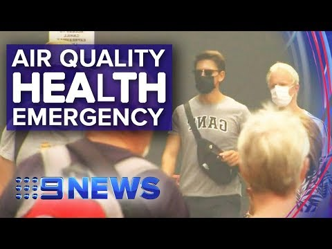 Doctors Call For Action On Air Quality 'health Emergency' | Nine News Australia