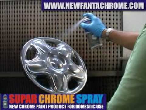 Spray Paint Can You : can you chrome plate plastic - pezcame.com