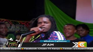 ONE LOVE | JFAM exclusive on one love