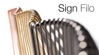 MDF Italia - Sign Filo