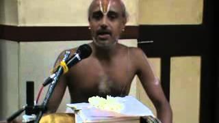 Upanyasam Gita Bashyam ;Day(8) Ramanuja Jayanthi Mumbai Krishna Sabha