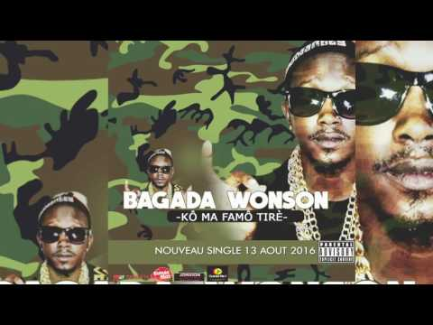 BAGADA WONSON - KOMA FAMOTIREH (SINGLE 2016)
