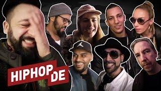 Prügelei wegen Farid Bang?! Massiv, Samy Deluxe, MoTrip, Olli Schulz, Visa & mehr bei Ali As #waslos