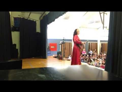 Sunnyvale California Russian school assembly concert