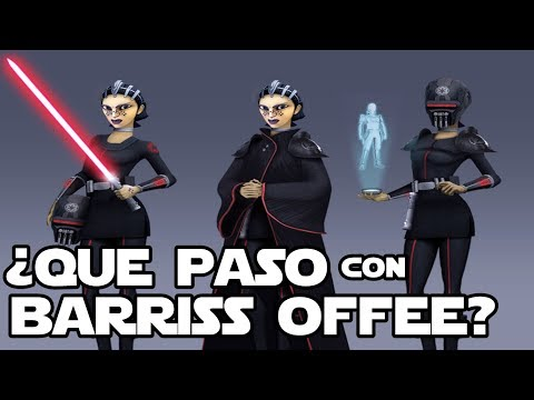 ¿Que paso con Barriss Offee tras Clone wars? - Star wars