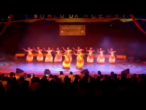 Connaught place Delhi classic dance 💃