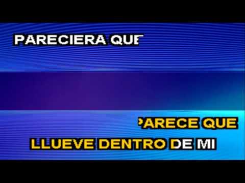 Shaila Durcal y A.B Quintanilla - muero por ti karaoke vip