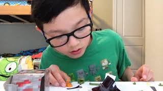 Gambar cover JamesTube Super Gamer - Minecraft Mini Figure Surprise