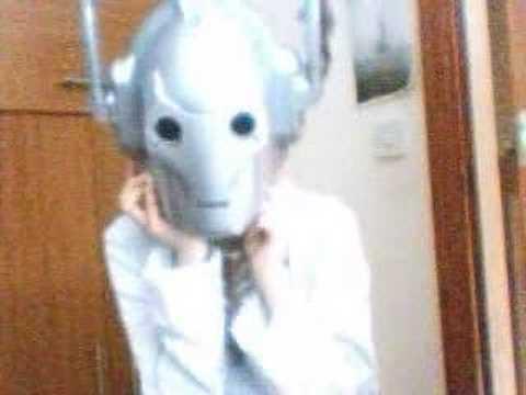 Cyberwoman gone mad